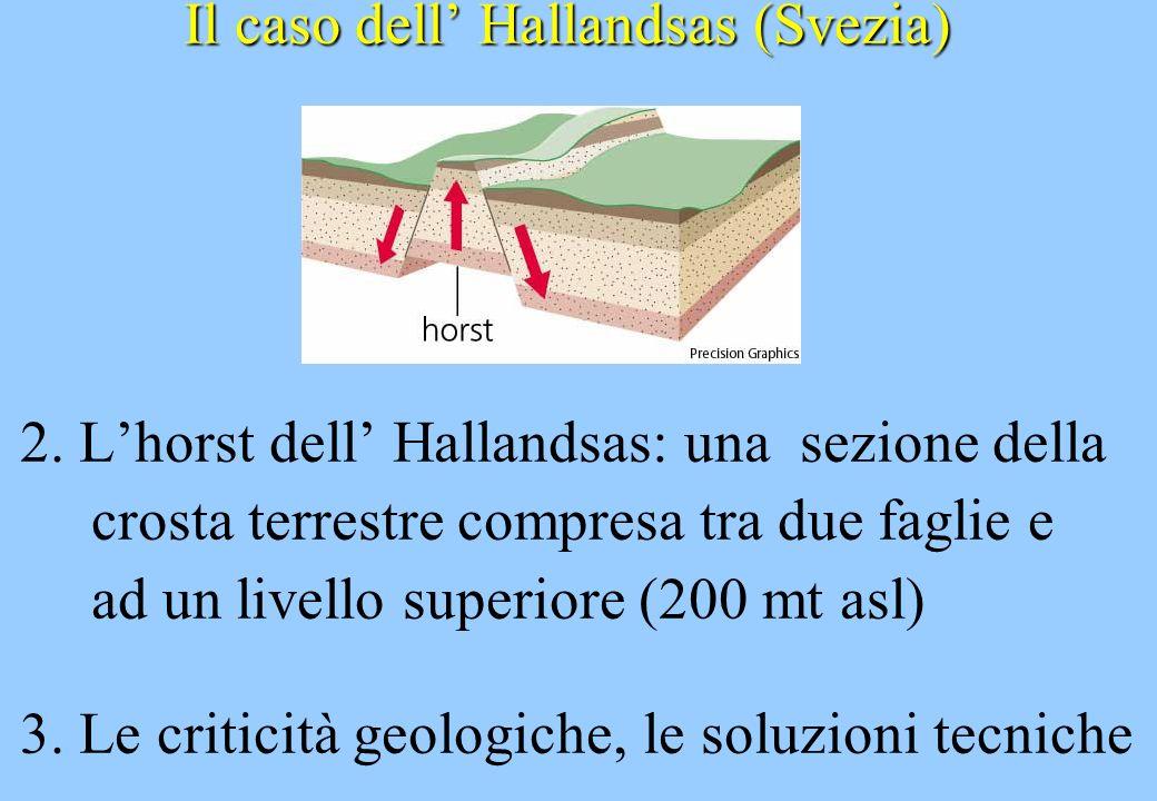 Il caso dell' Hallandsas (Svezia)