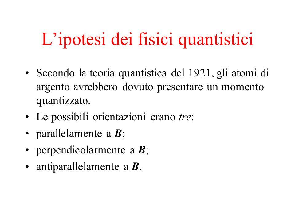 L'ipotesi dei fisici quantistici