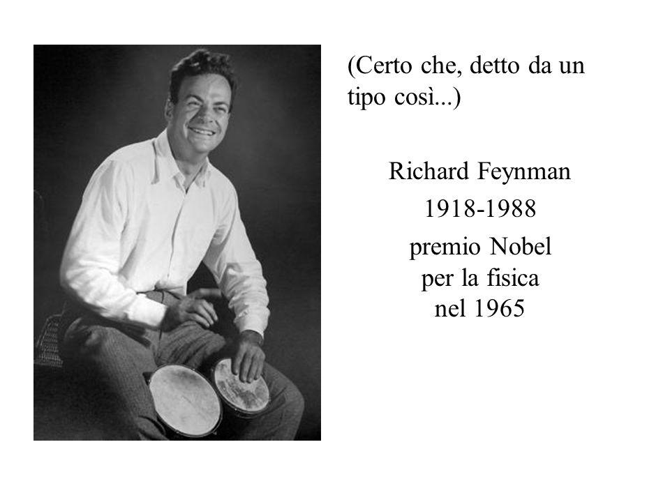 premio Nobel per la fisica nel 1965