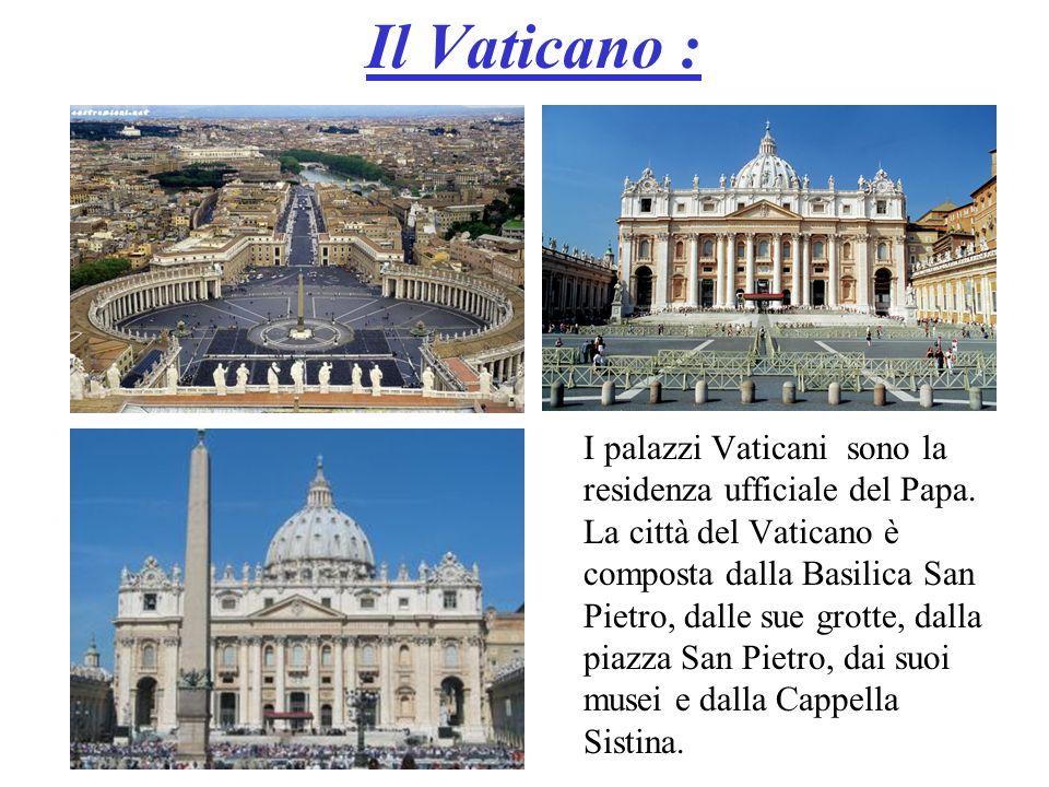 Il Vaticano :