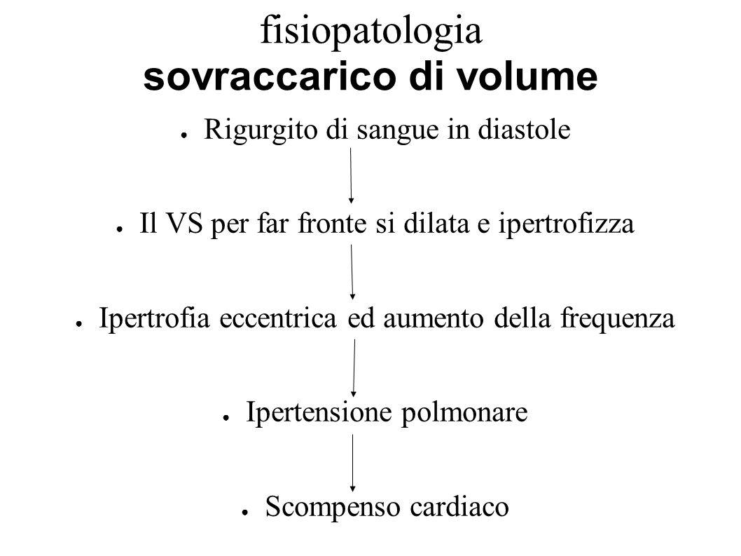 fisiopatologia sovraccarico di volume