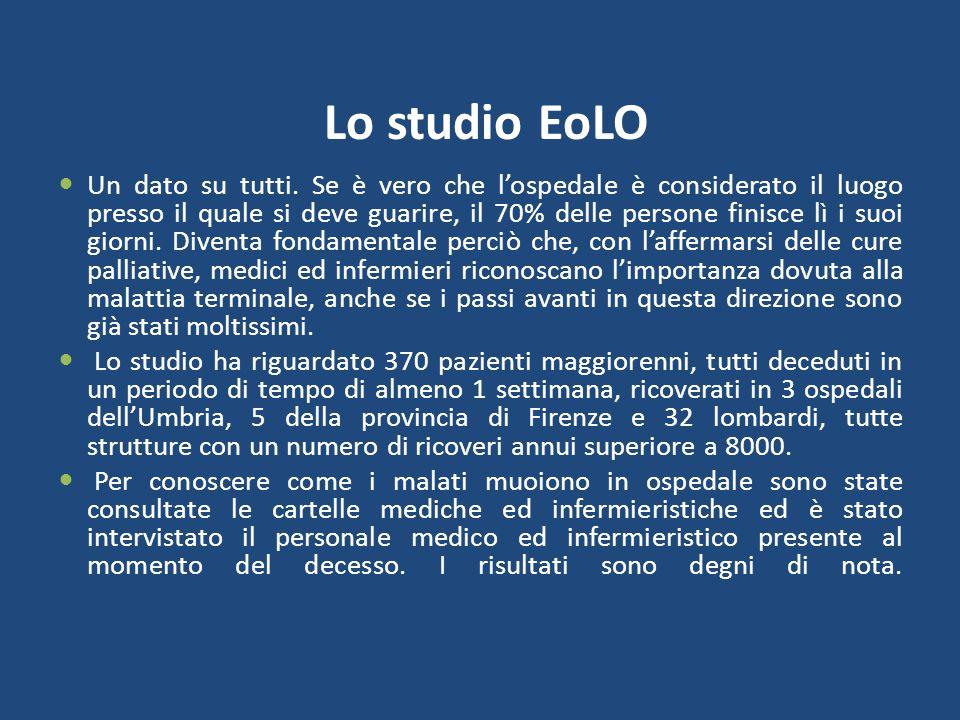 Lo studio EoLO