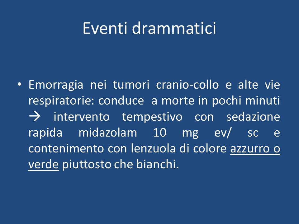 Eventi drammatici