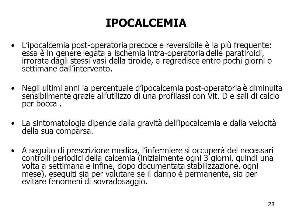 IPOCALCEMIA