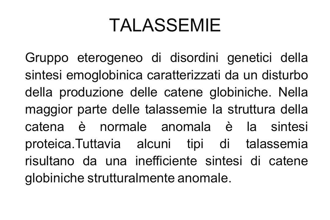 TALASSEMIE
