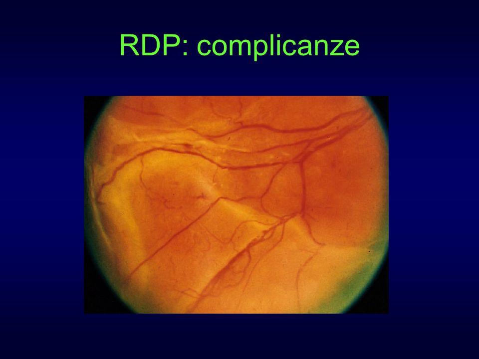 RDP: complicanze