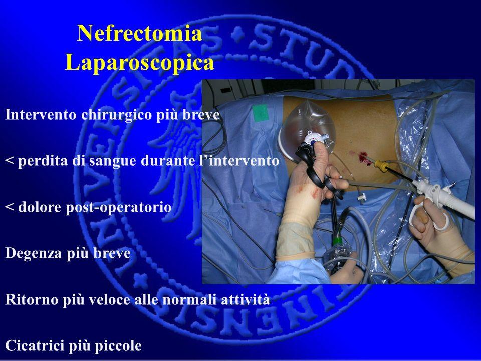 Nefrectomia Laparoscopica