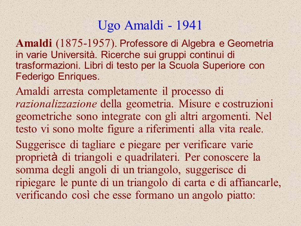 Ugo Amaldi - 1941