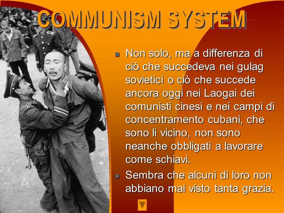 COMMUNISM SYSTEM