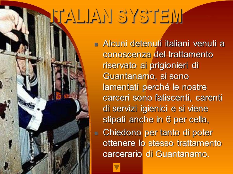 ITALIAN SYSTEM
