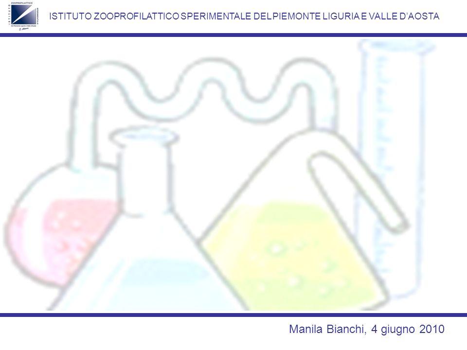 ISTITUTO ZOOPROFILATTICO SPERIMENTALE DEL PIEMONTE LIGURIA E VALLE D'AOSTA