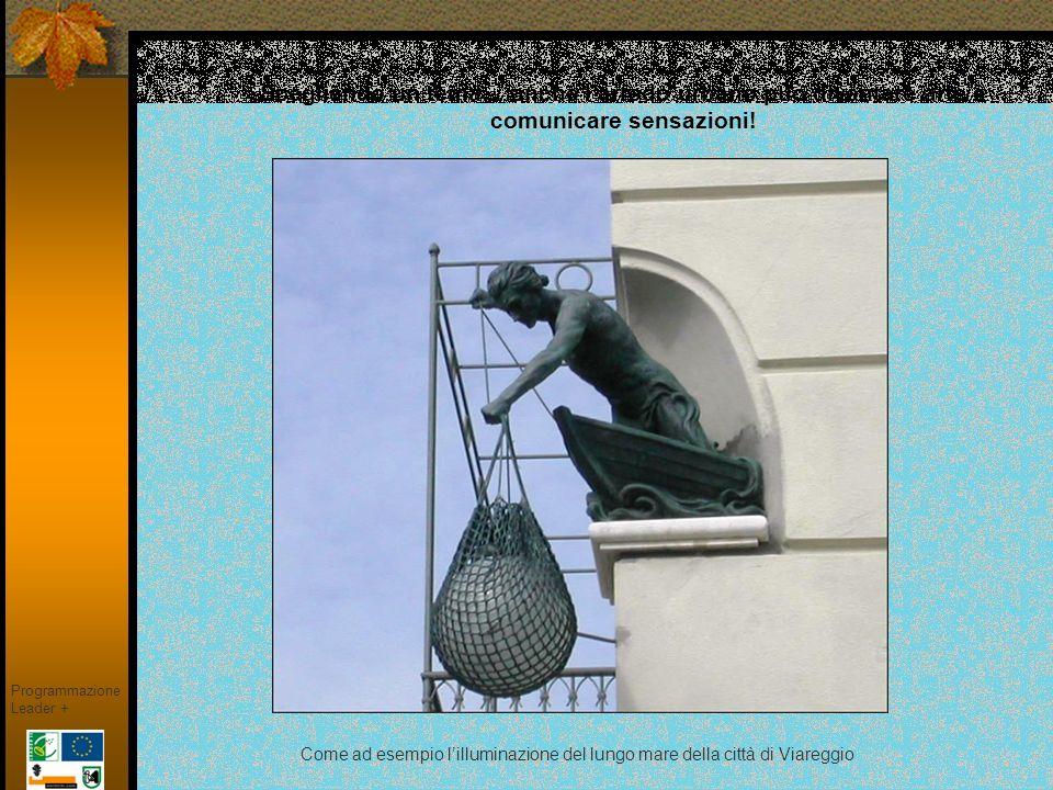 Scegliendo un tema….anche l'arredo urbano può diventare arte e comunicare sensazioni!