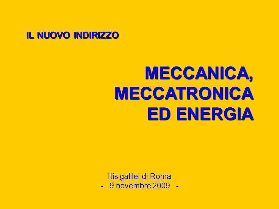 Itis galilei di Roma - 9 novembre 2009 -