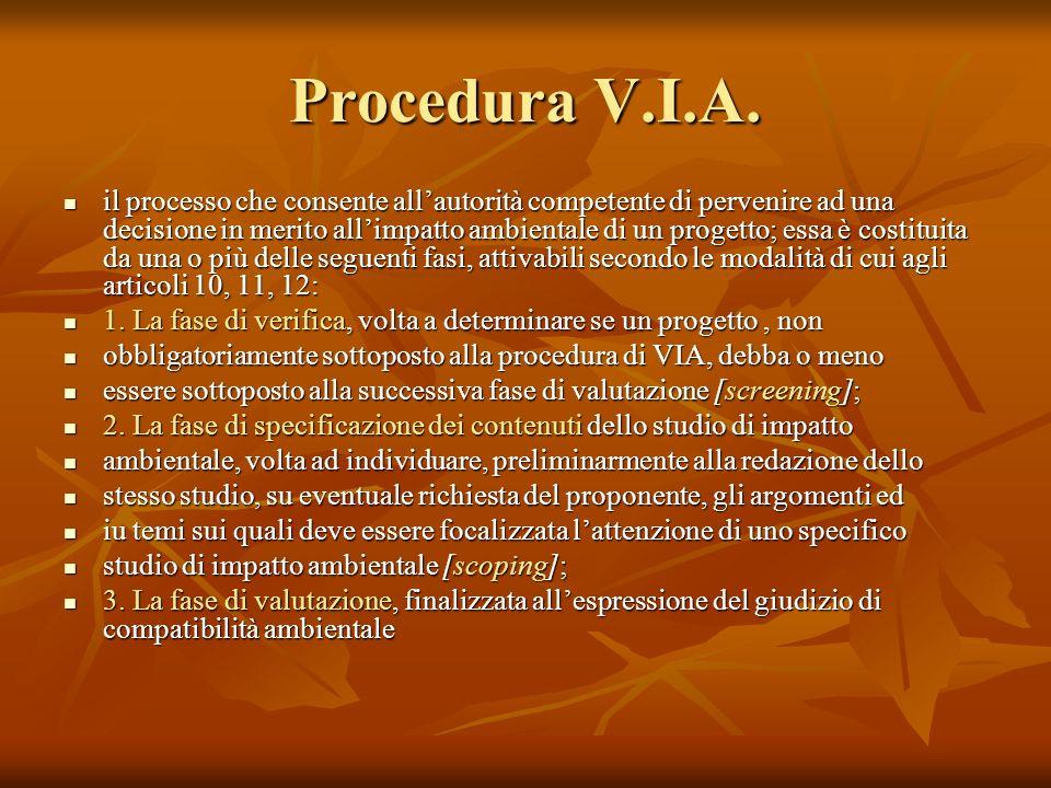 Procedura V.I.A.