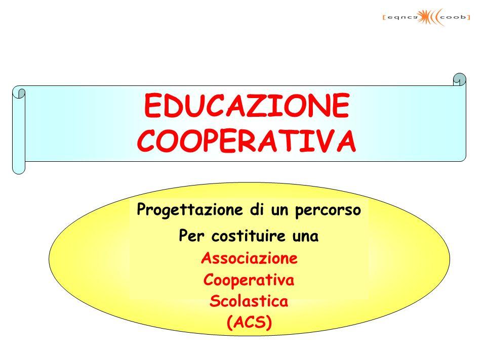 EDUCAZIONE COOPERATIVA