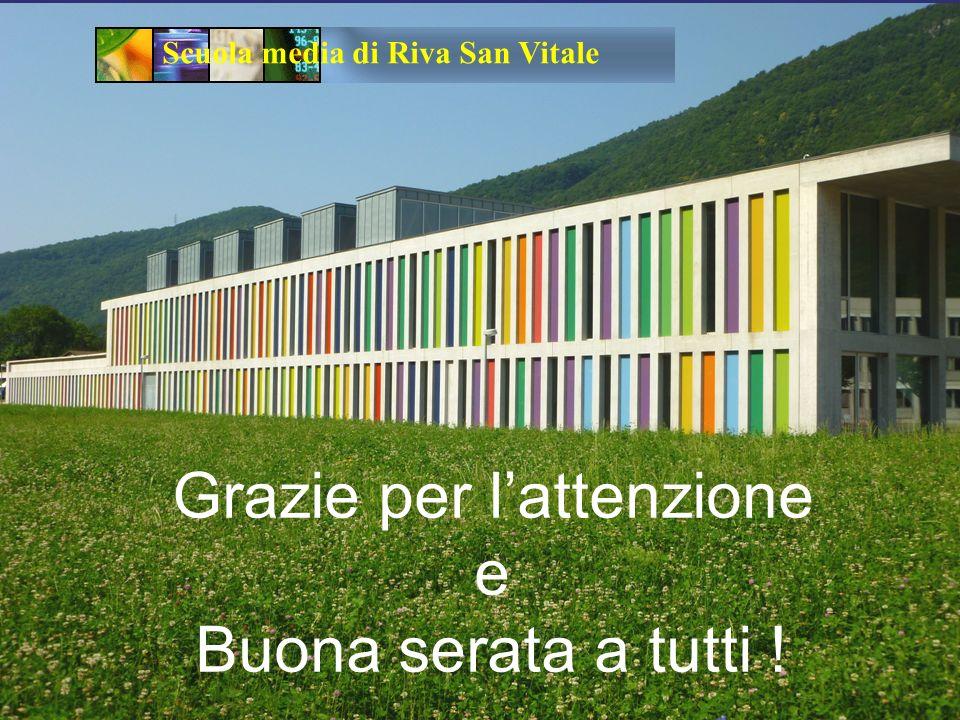 Scuola media di Riva San Vitale