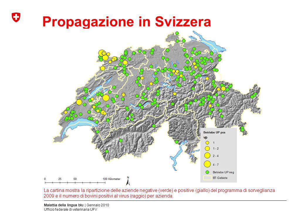 Propagazione in Svizzera