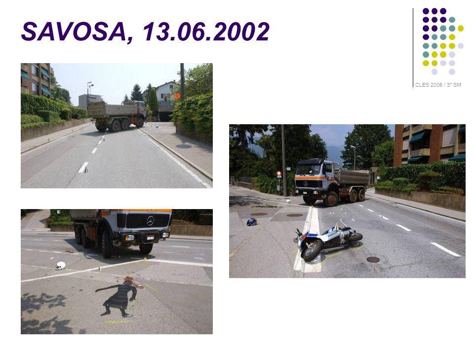 SAVOSA, 13.06.2002 CLES 2006 / 3° SM