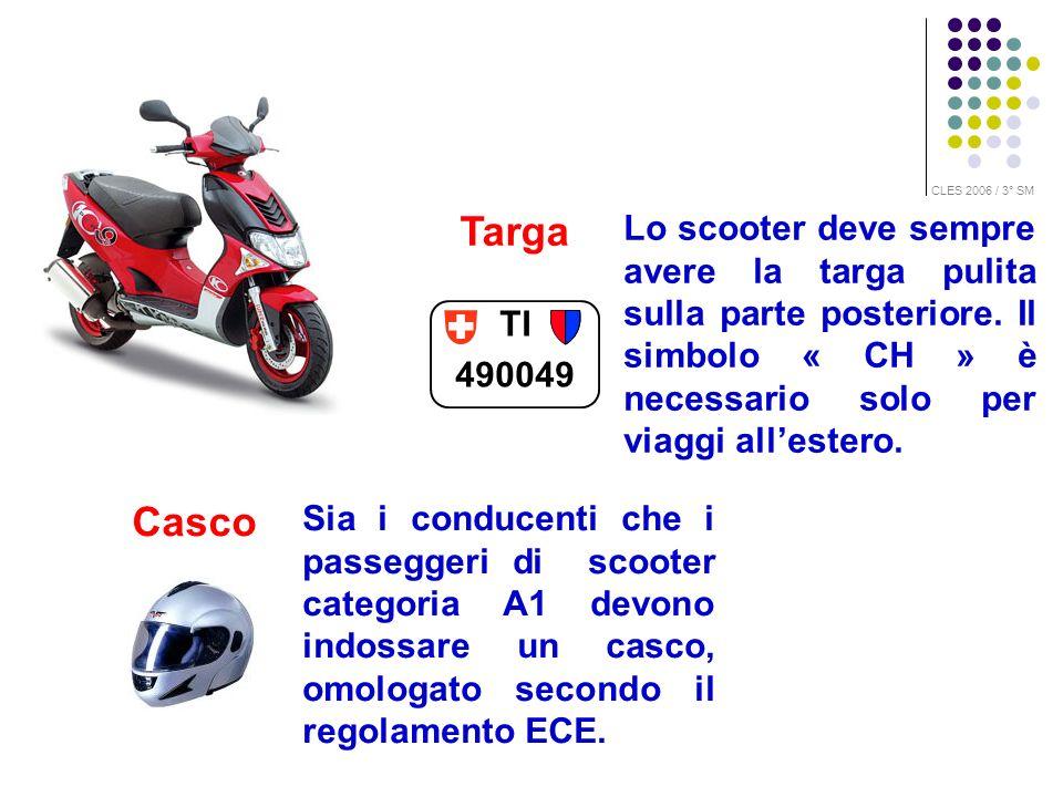 CLES 2006 / 3° SM Targa.