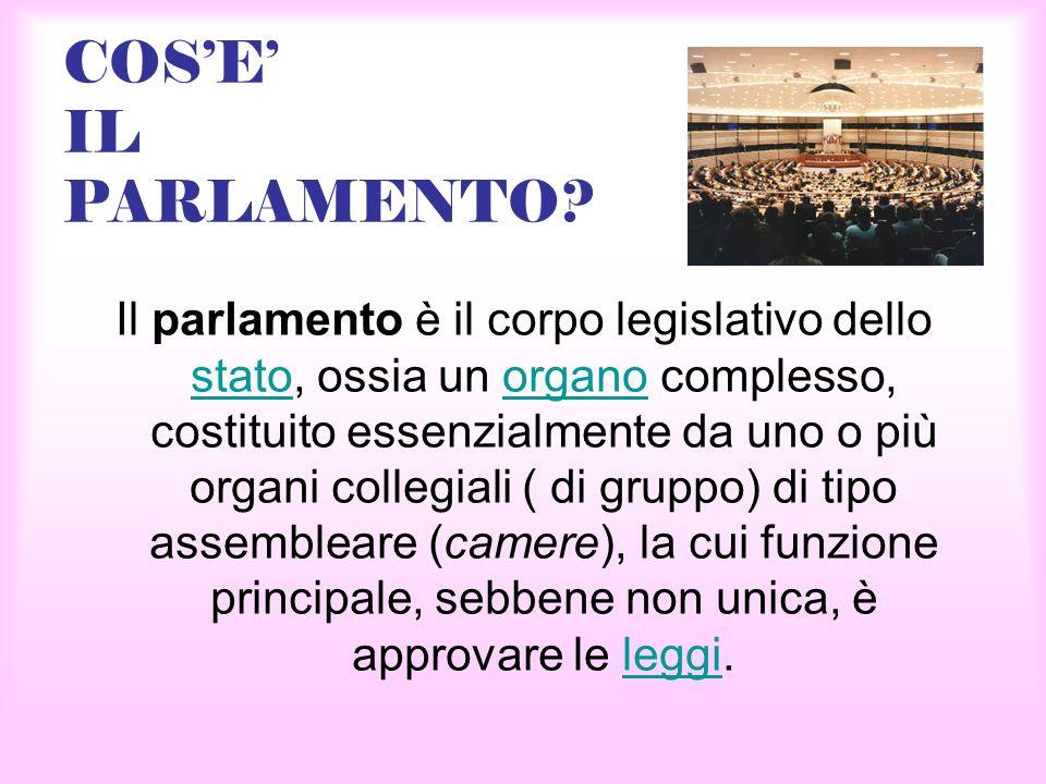 il parlamento riccardo vanessa ppt scaricare