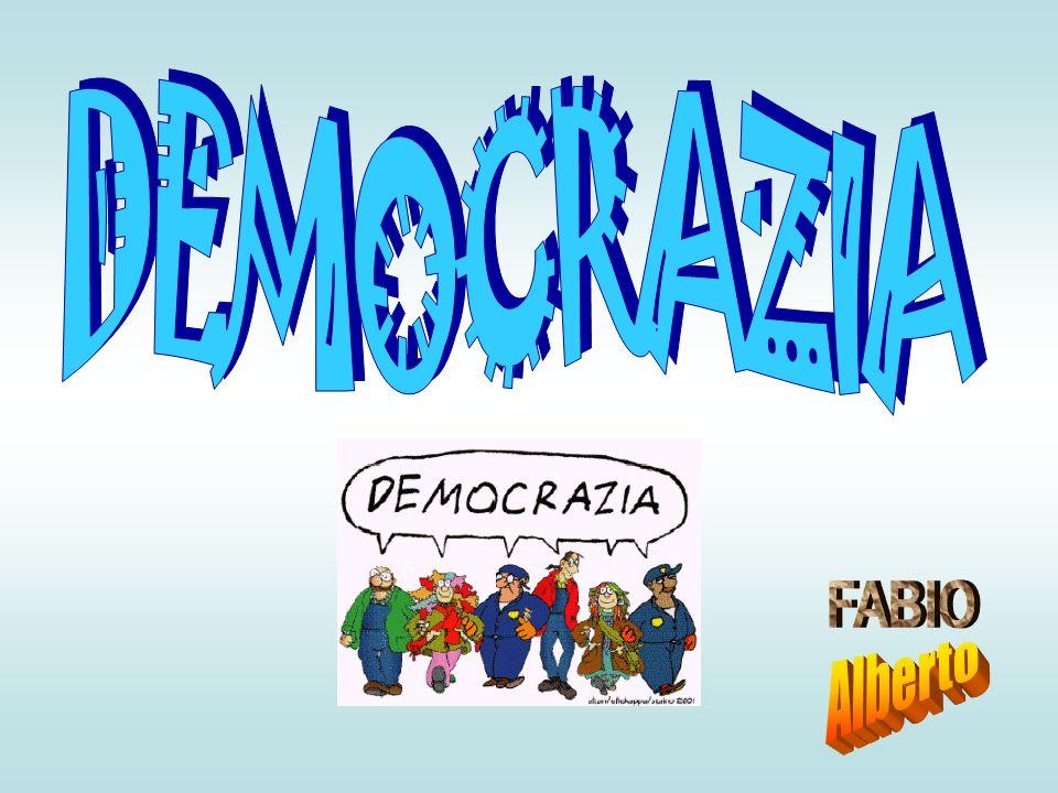 DEMOCRAZIA FABIO Alberto