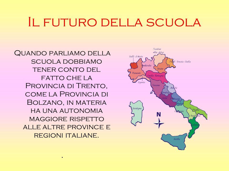 Il futuro della scuola