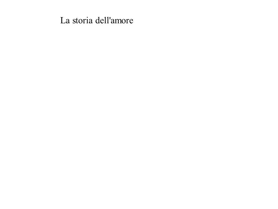 La storia dell amore
