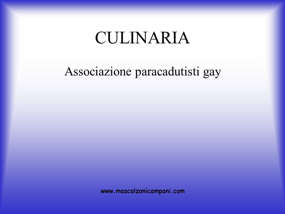 Associazione paracadutisti gay