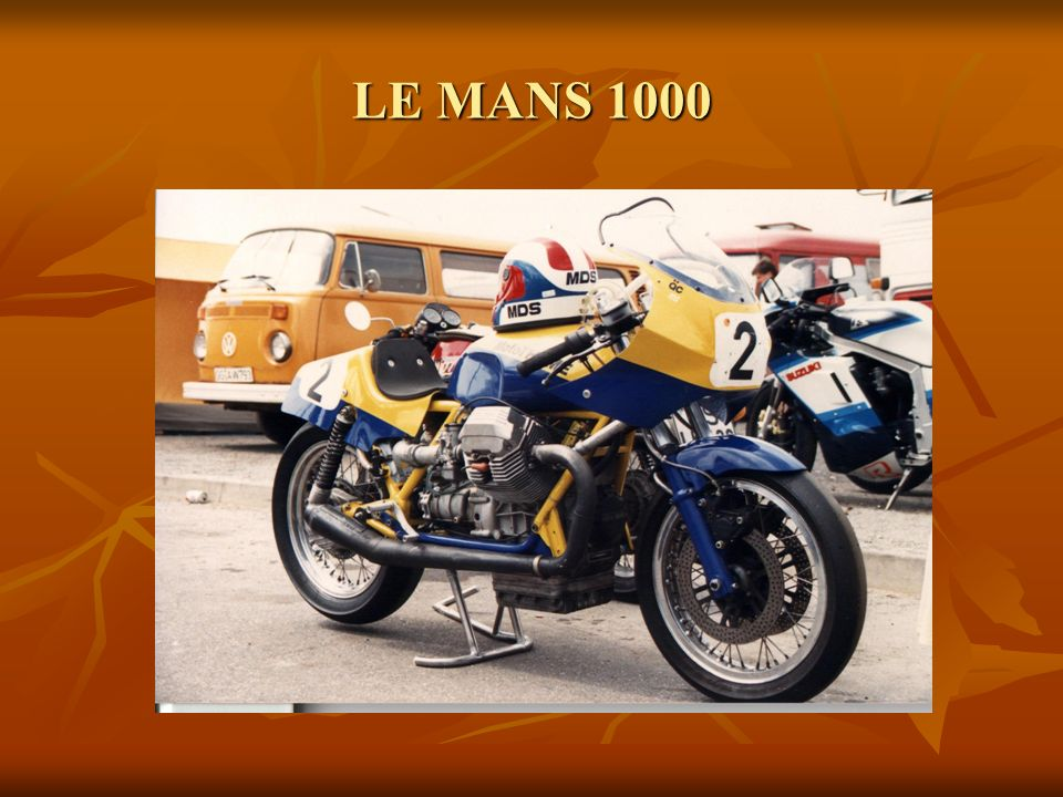 LE MANS 1000