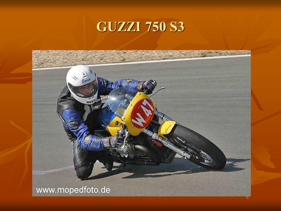 GUZZI 750 S3