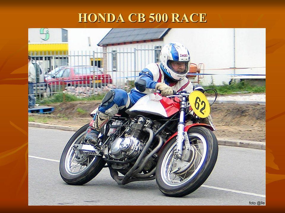 HONDA CB 500 RACE
