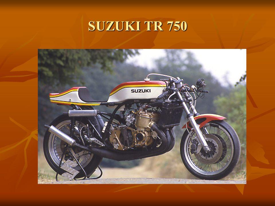 SUZUKI TR 750