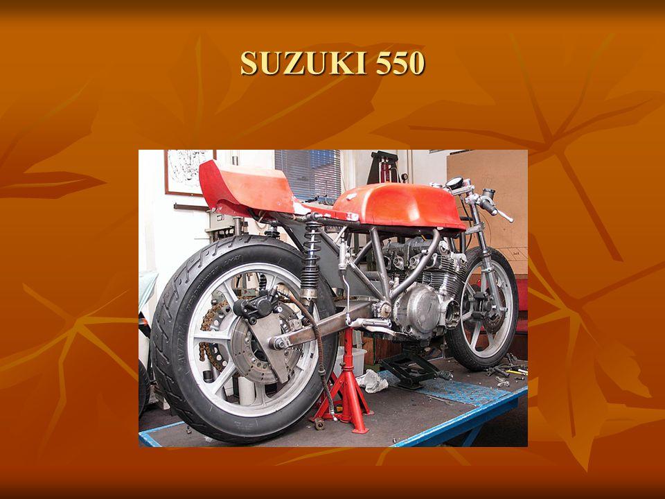 SUZUKI 550