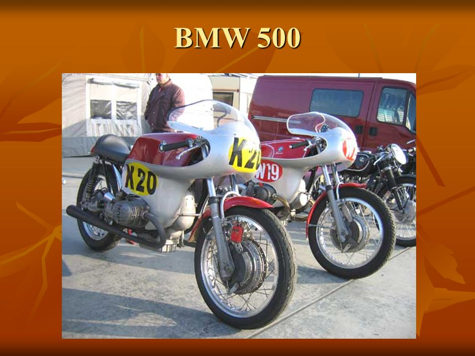 BMW 500