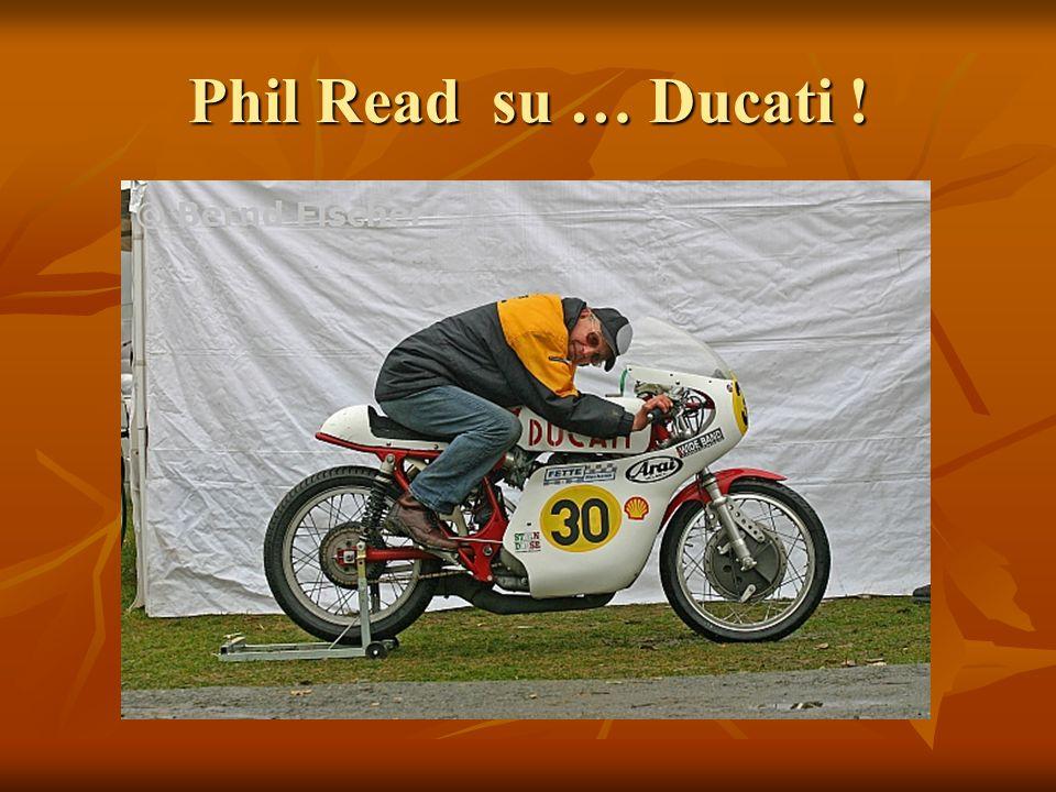 Phil Read su … Ducati !