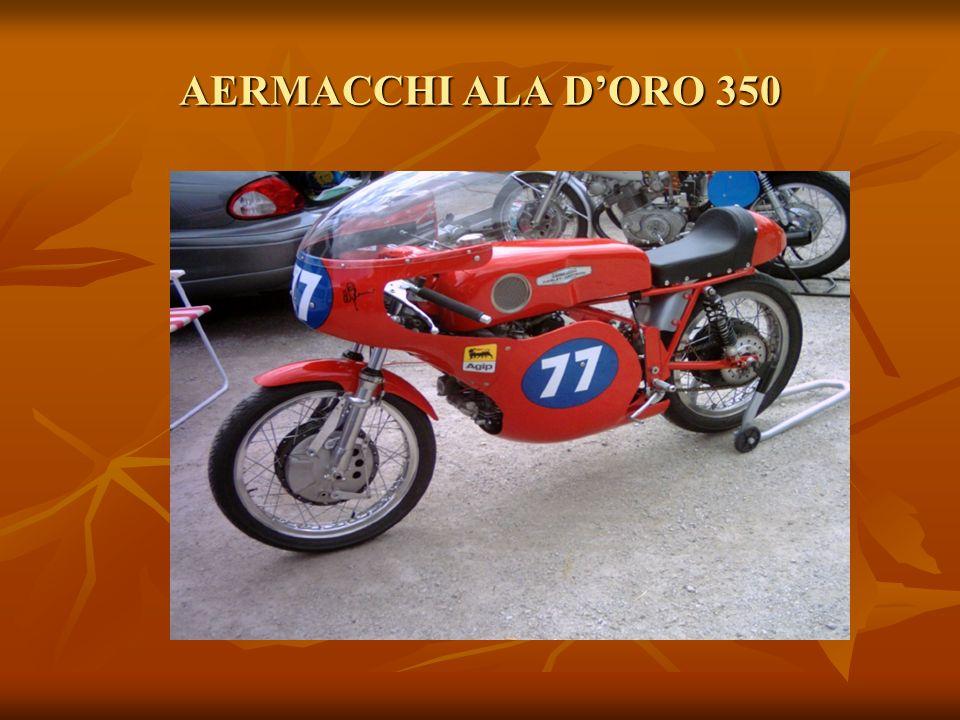AERMACCHI ALA D'ORO 350