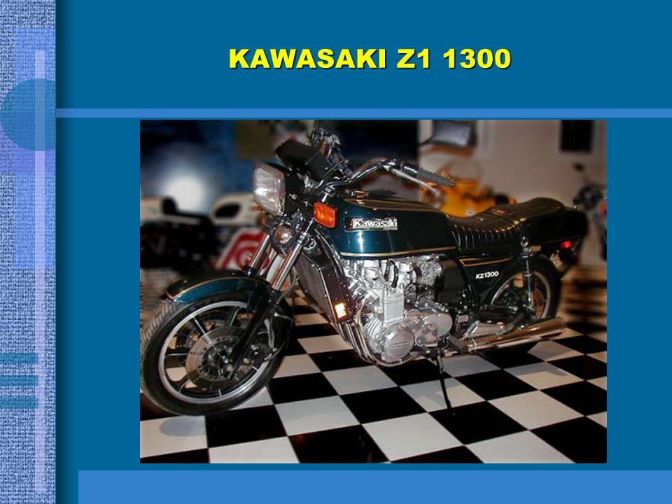 KAWASAKI Z1 1300
