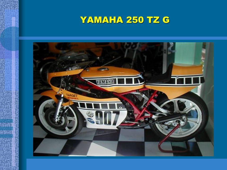 YAMAHA 250 TZ G