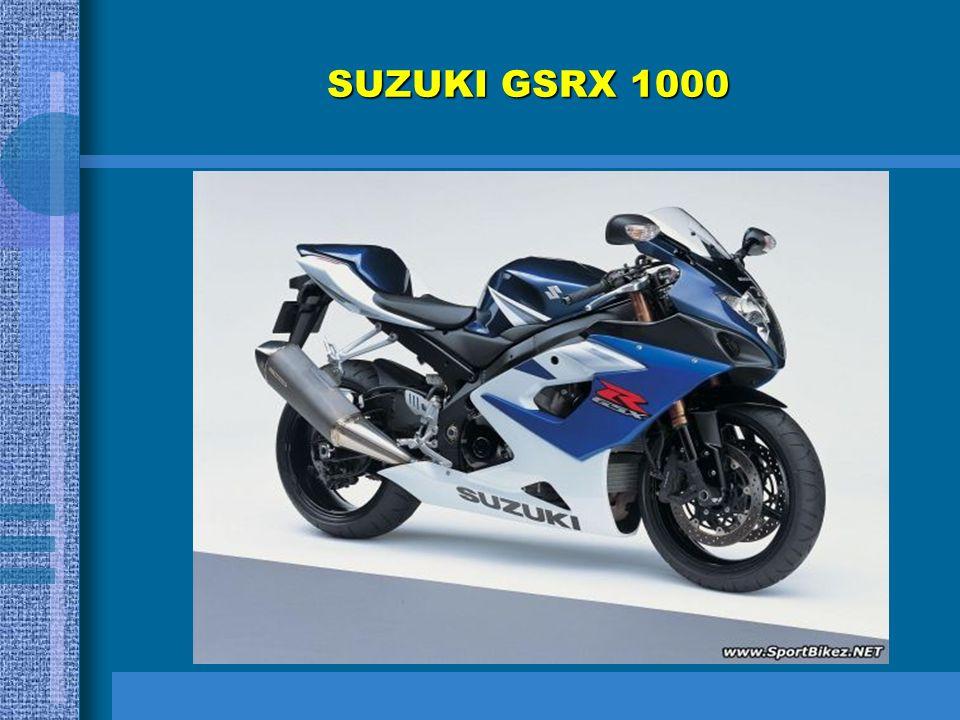 SUZUKI GSRX 1000