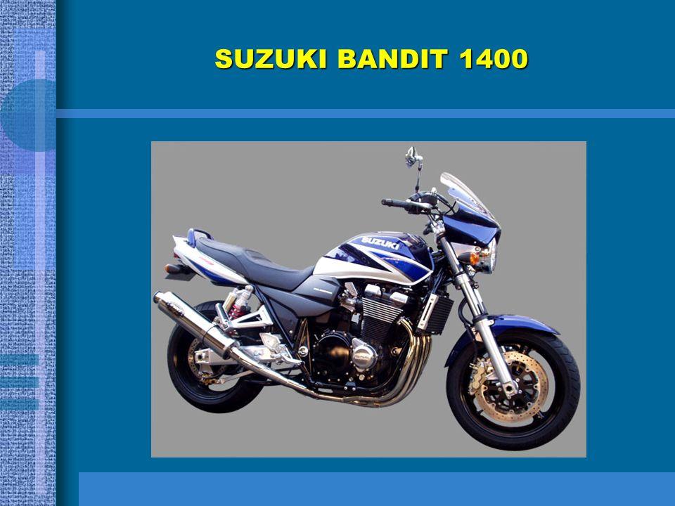 SUZUKI BANDIT 1400