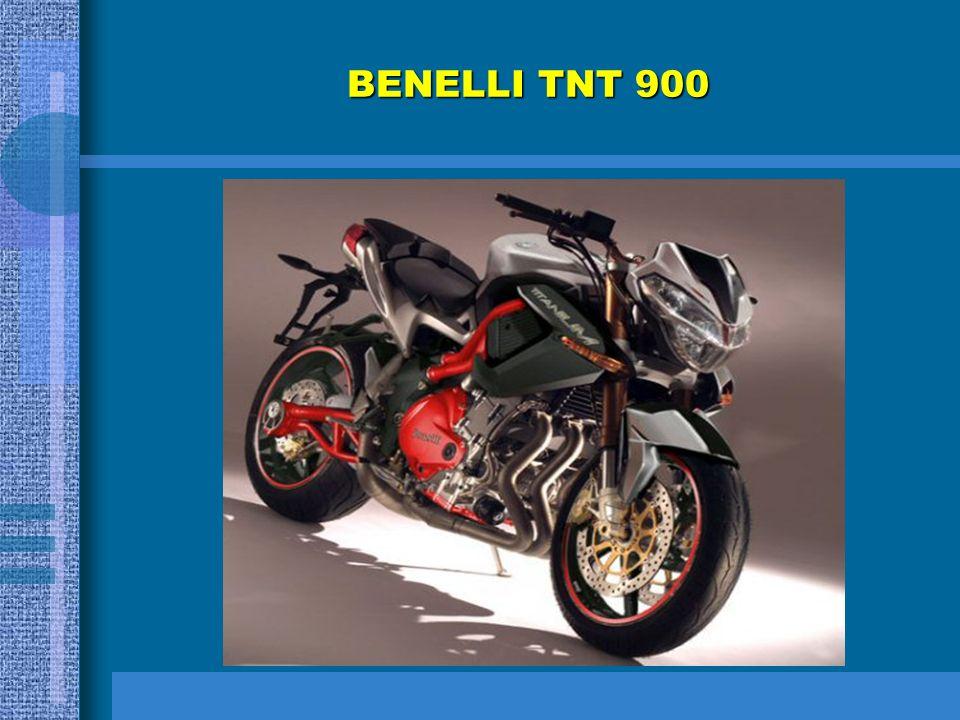 BENELLI TNT 900