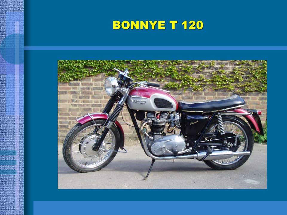BONNYE T 120