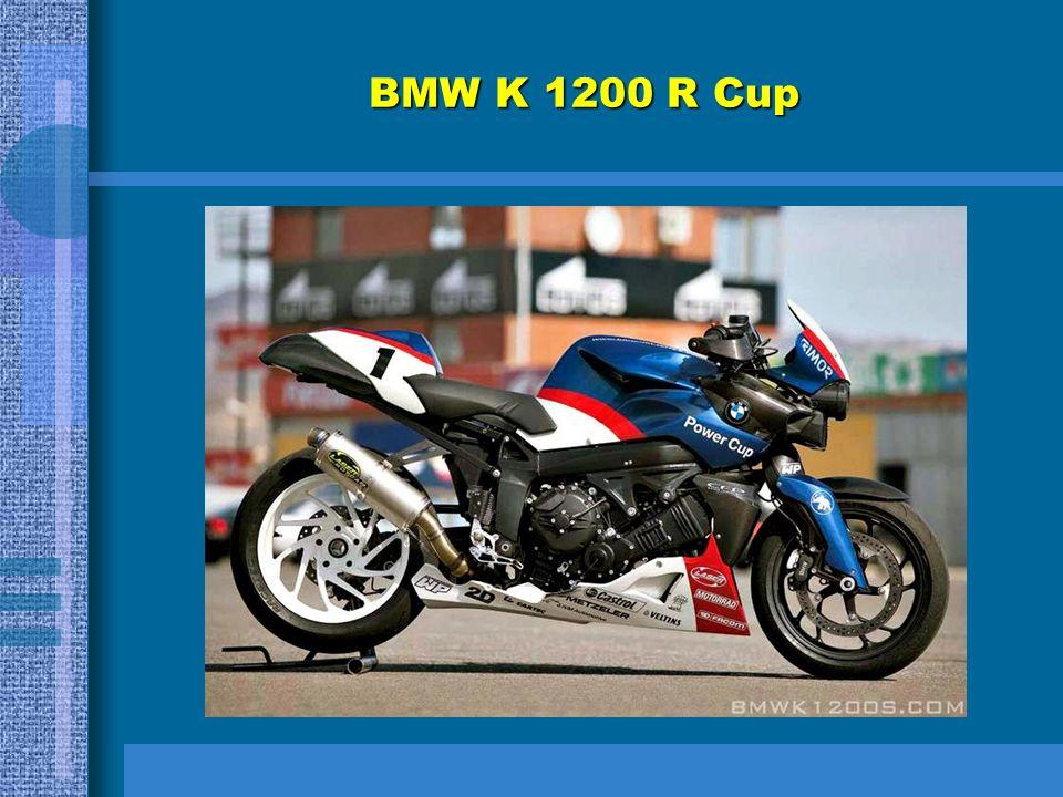BMW K 1200 R Cup
