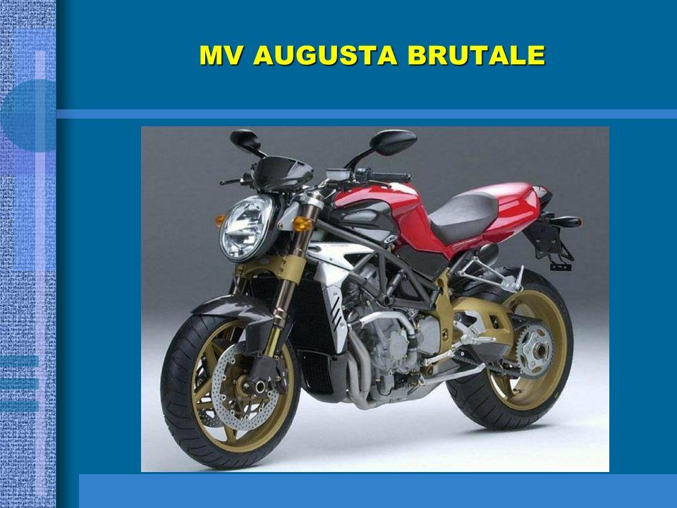 MV AUGUSTA BRUTALE