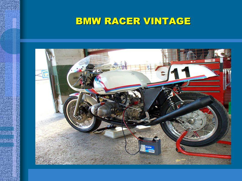 BMW RACER VINTAGE
