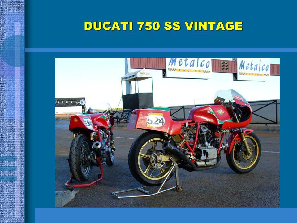 DUCATI 750 SS VINTAGE