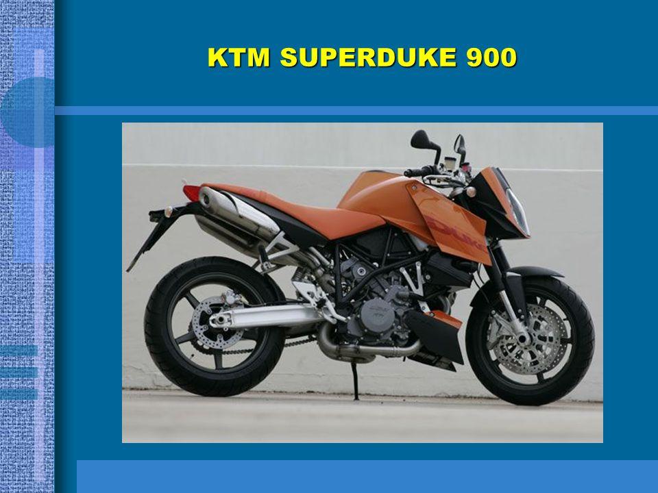 KTM SUPERDUKE 900