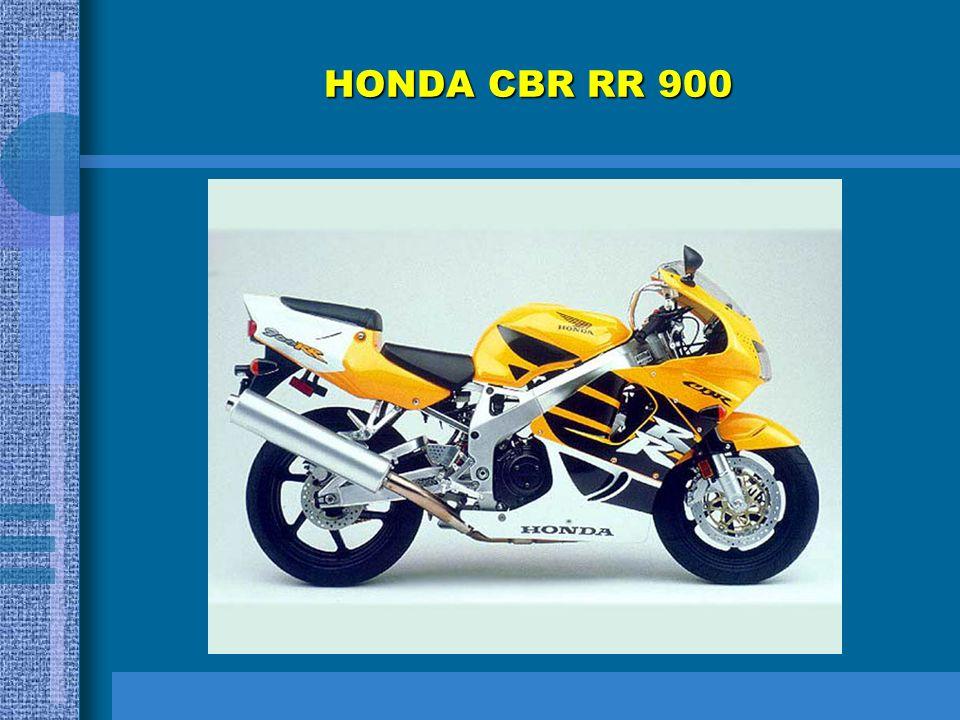 HONDA CBR RR 900
