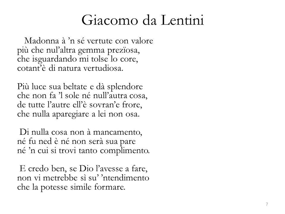 Giacomo da Lentini
