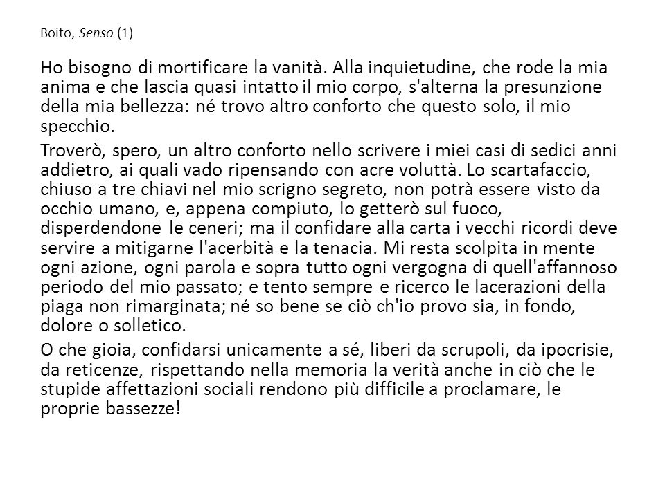 Boito, Senso (1)